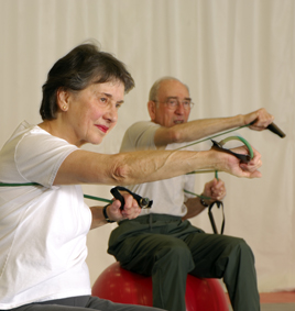 physical development in older adults