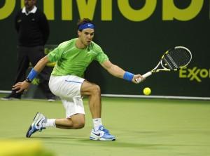 Photo courtesy of Qatar Tennis Federation (http://www.qatartennis.org/).