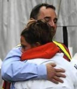 Boston hug