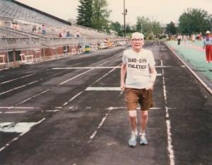Newton Barrett Senior Olympics, Carbondale, IL