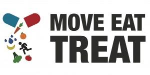 Move Eat Treat logo