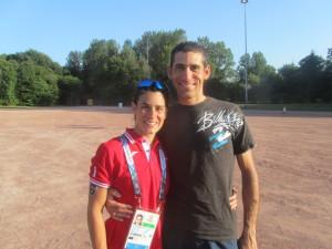 Danica Spiteri and Etienne Bonello