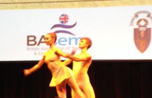 REg OCtBallet demonstration BASEM October 2014