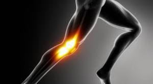 knee run