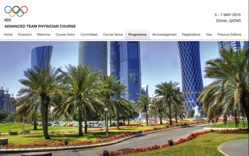 doha course