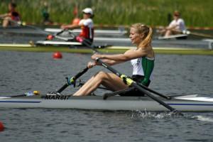 fiona rowing