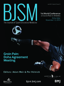 BJSM Journal Cover