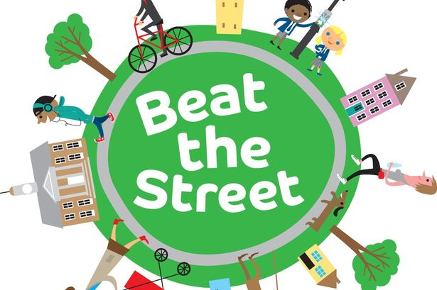 Beat the street logo