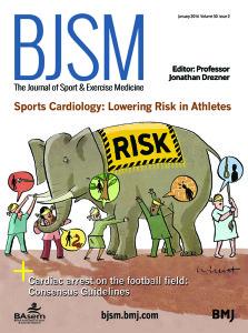 BJSM Journal Cover