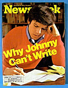 johnny write