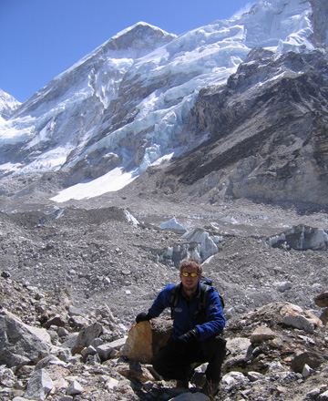 Dr Nick Knight_Nepal Trek