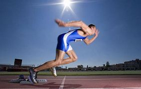 sprinter-on-the-blocks-sun