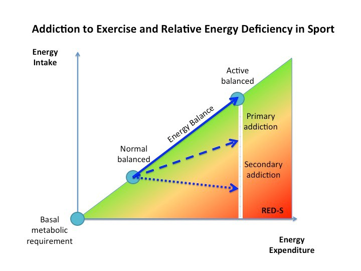 Addiction to exercise what distinguishes a healthy level of to improve sports performance cumulative training load has to be increased in a quantified fashion to produce an overload and hence the desired ccuart Choice Image
