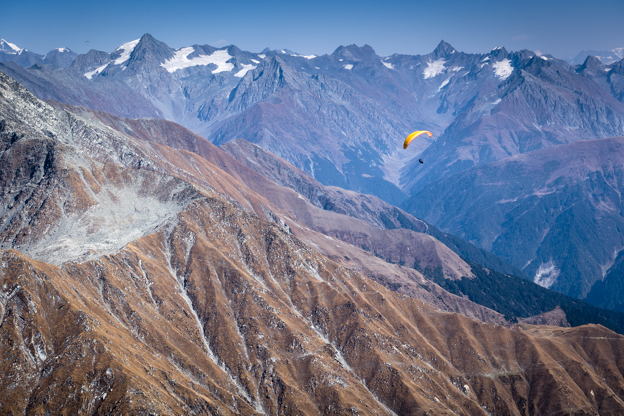 Paragliding: the sky is the limit for the sports\' medicine. | BJSM ...