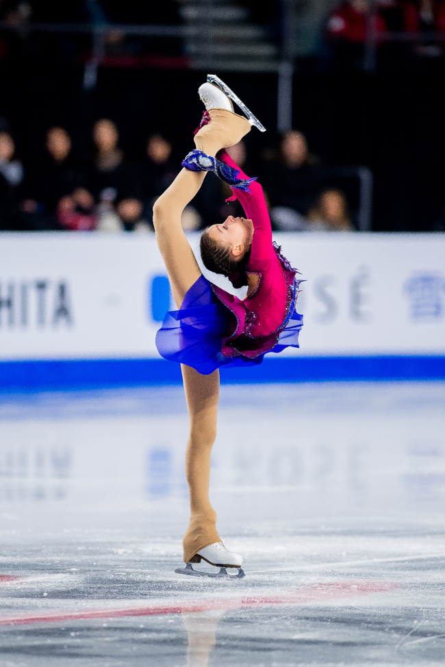 Artistry On Ice The Physical And Athletic Demands Of