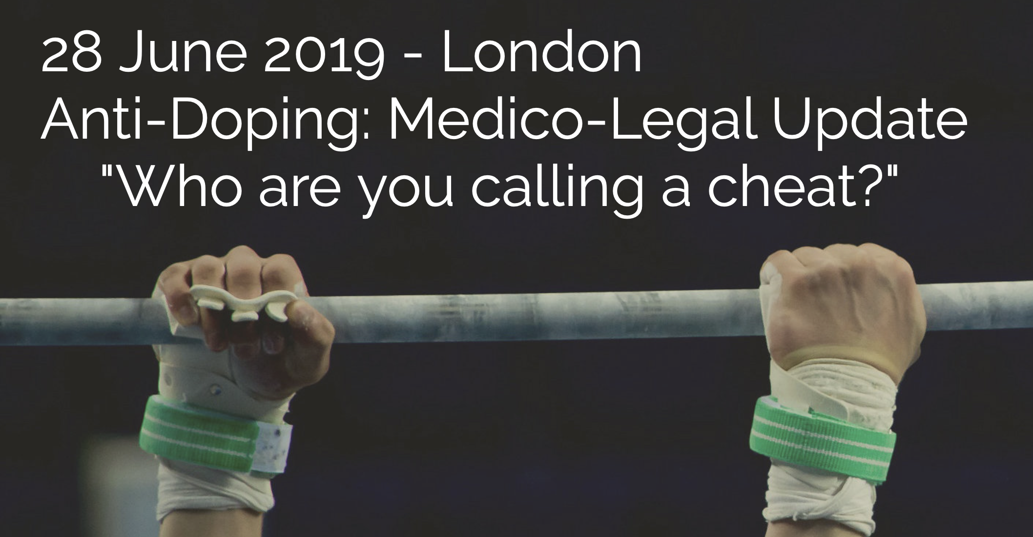 """Who are you calling a cheat?!"""" 