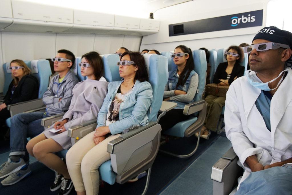 Orbis Flying Eye Hospital Program