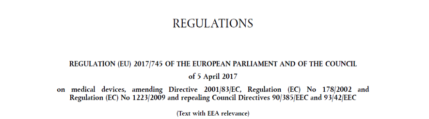 Updated EU Medical Device Regulations: do they make a