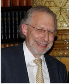 Author Jeff Aronson