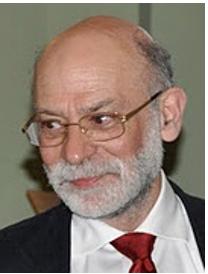 Author Robin Ferner