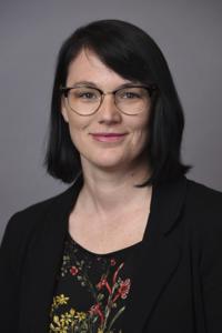 Female editor