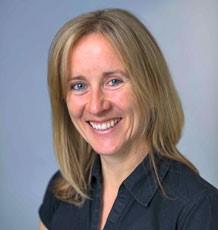 Colour headshot of blog author, Rebecca Abbott