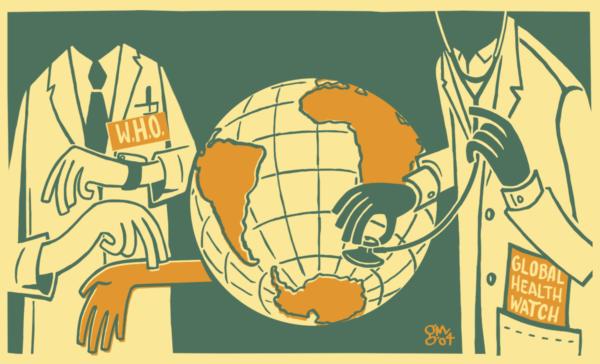 World Trade Organization : health or profits ?