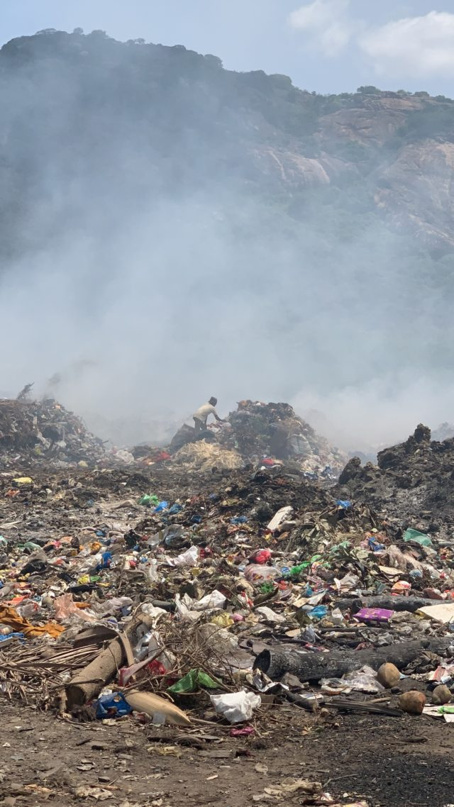 'Invisible lives behind visible waste' sanitation workers and waste pickers in India