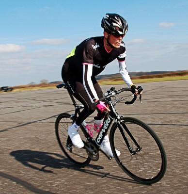 Tom Staniford Paracyclist