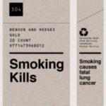 Proposed plain packaging UK