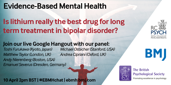 Twitter Chat On Disruptive Mood >> Google Hangout Is Lithium Really The Best Drug For Long Term
