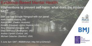 EBMH_BMJ Interventions to prevent self-harm graphic - 2016-05-23