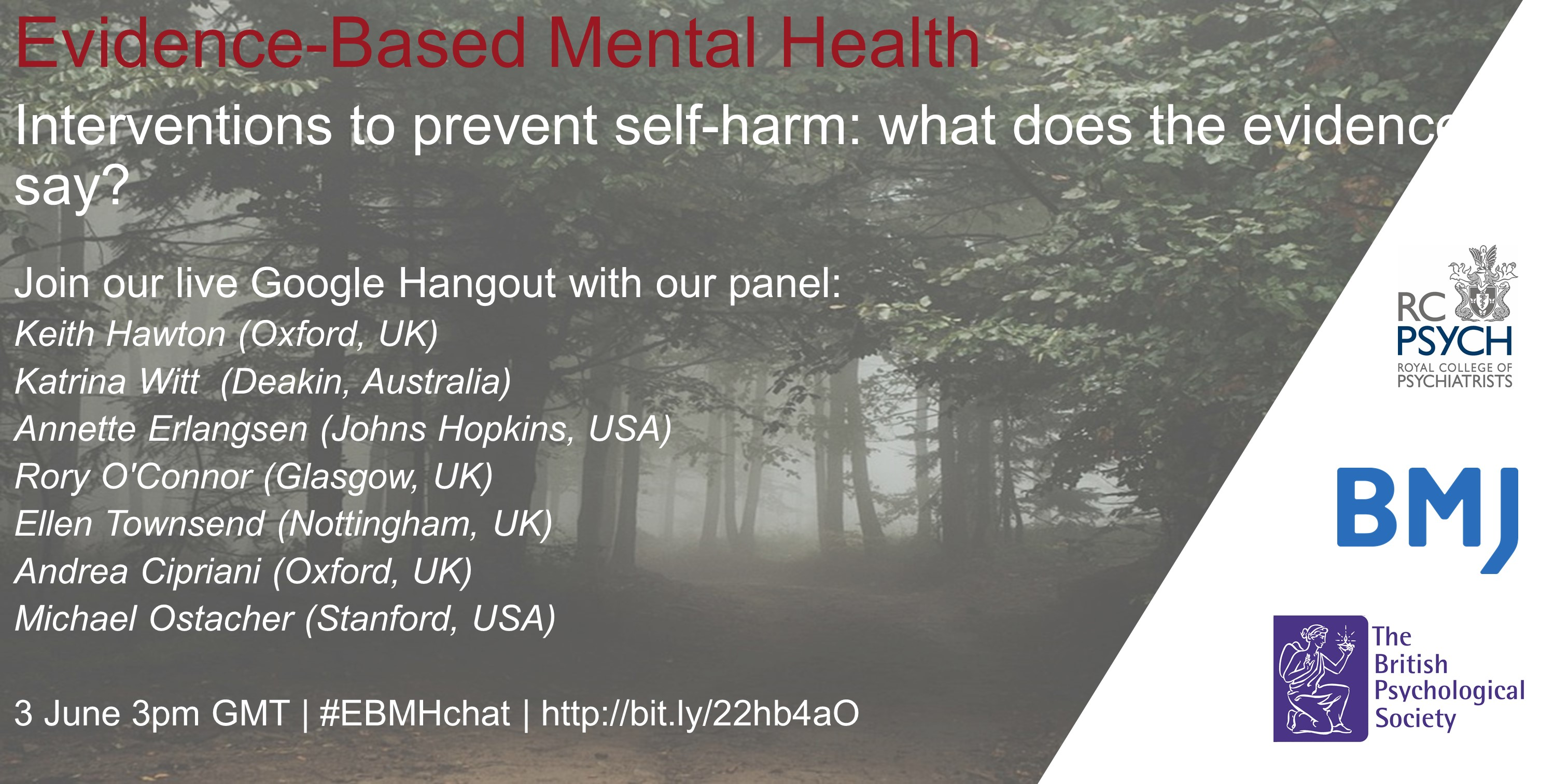 preventing self harm mental health nursing Cutting the skin is the most common form of self-injury  over time, individuals  may harm themselves repetitively some report they're addicted to this behavior.