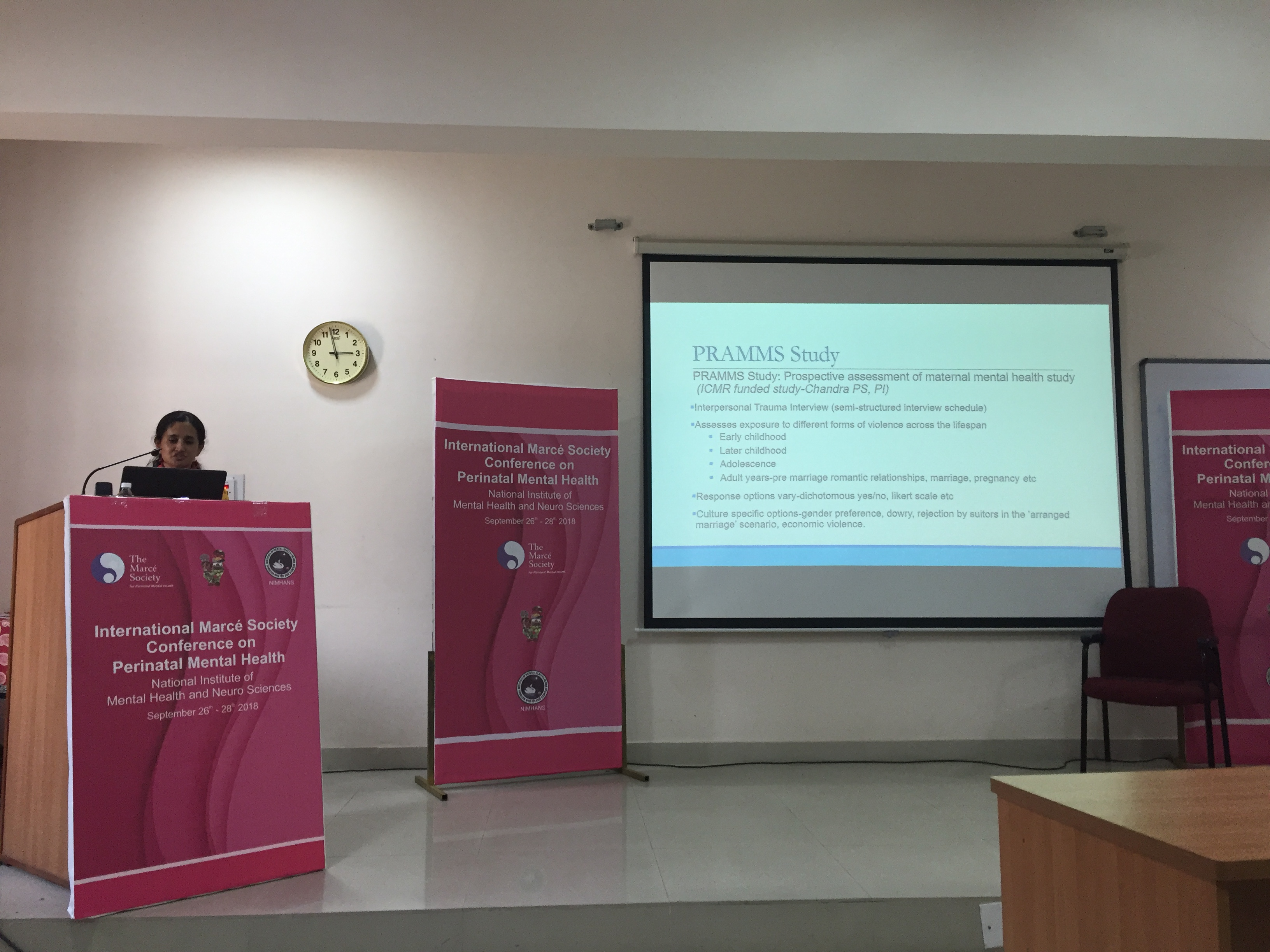 Marce2018: Perinatal Mental Health conference report from