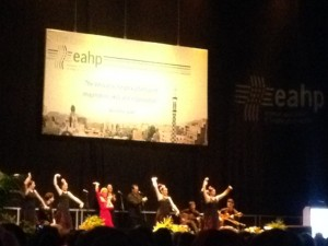 Flamenco at the EAHP congress