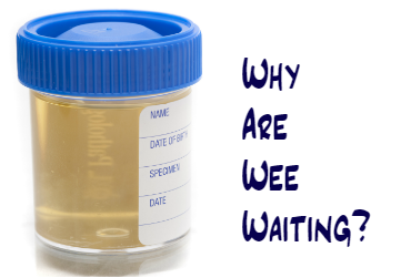 Why are wee waiting?