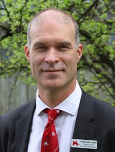 Professor Brian Saunders