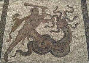 Mosaico Trabajos Hércules (M.A.N. Madrid) 02