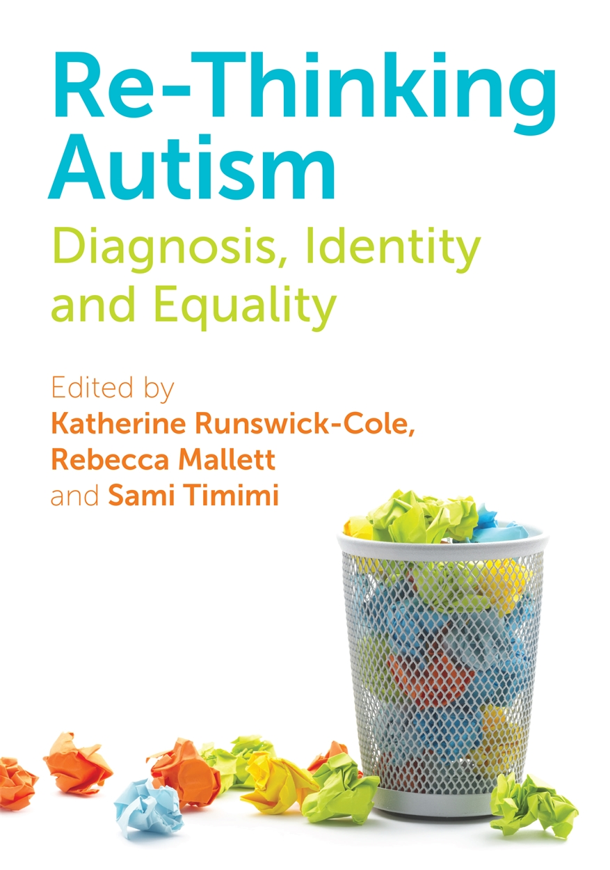Autism Through My Lens Film By People >> Book Review Re Thinking Autism Medical Humanities