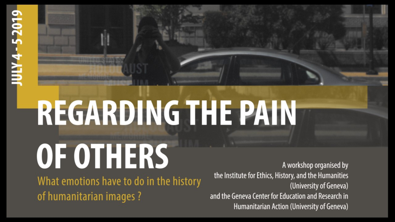 Regarding Pain Of Others >> Cfp Regarding The Pain Of Others Medical Humanities