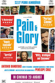 Pain and Glory Film Poster