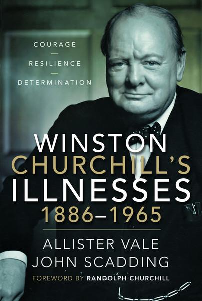 Winston Churchill's Illnesses, 1886–1965.