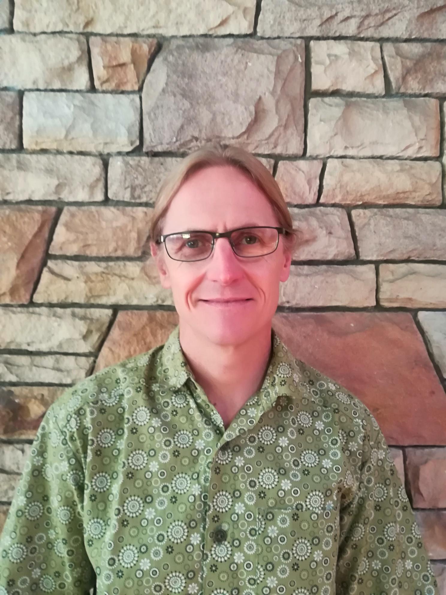 Photo of Brian Watermeyer