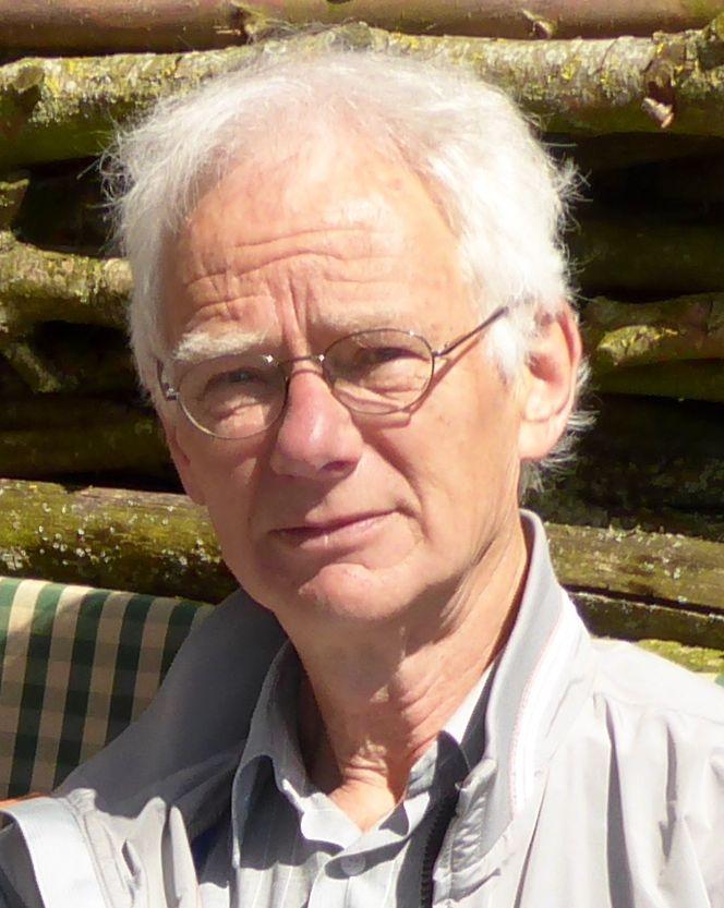 Portrait of Sjaak van der Geest