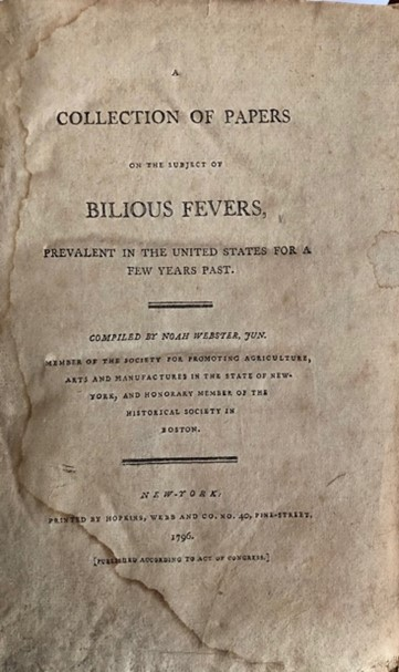 Collection Bilious Fevers