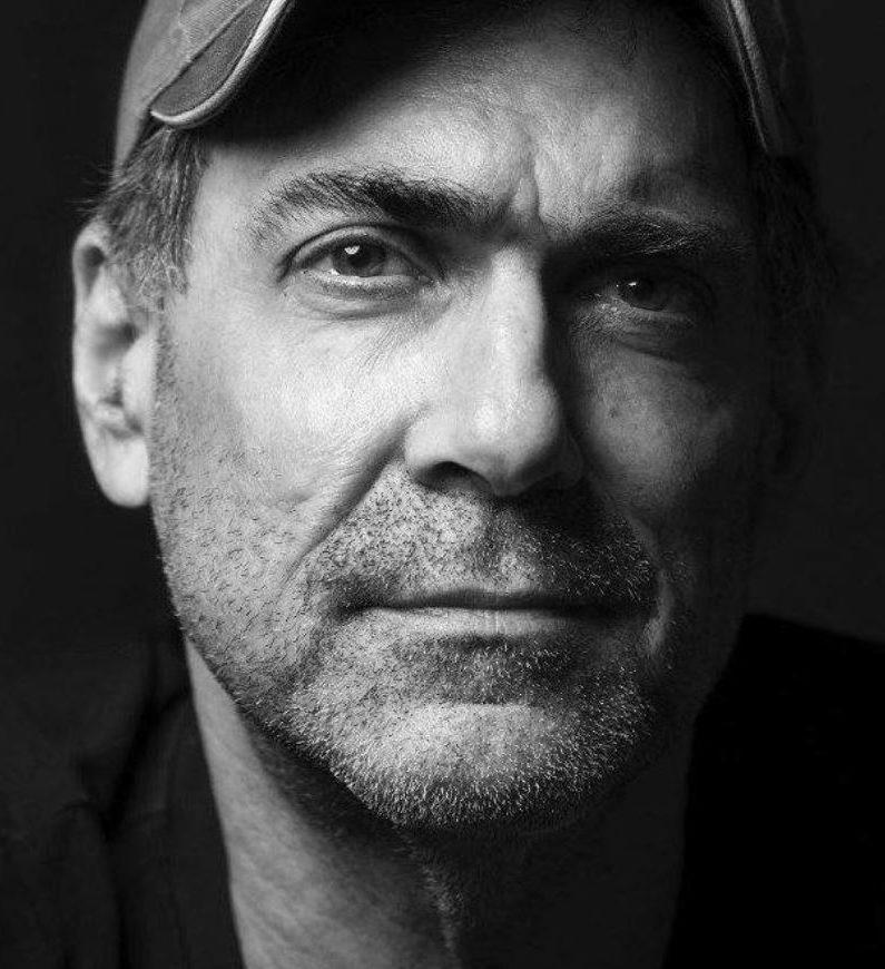 Portrait of David Tuller