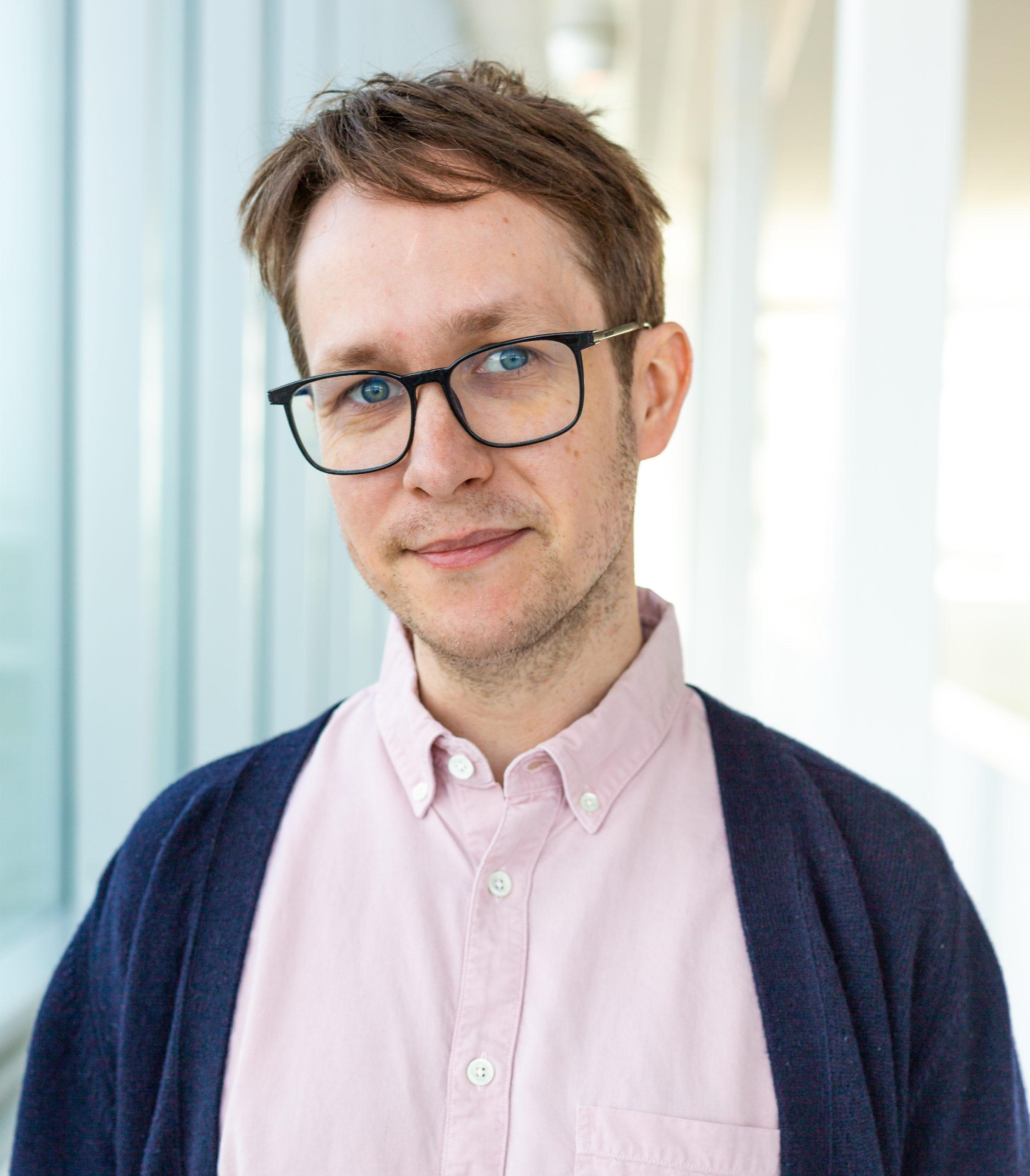 Mattias Strand Portrait