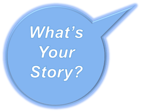 What's your story - Catalyst for Change Blog Photo