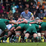 Rugby Union - Aviva Premiership - Leicester Tigers v Saracens - Welford Road